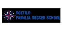 SOLTILO FAMILIA SOCCER SCHOOLロゴ